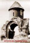 Ruins of Armenian Church in Van