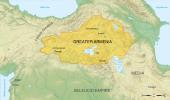 Orontid Armenia, Yervaduni