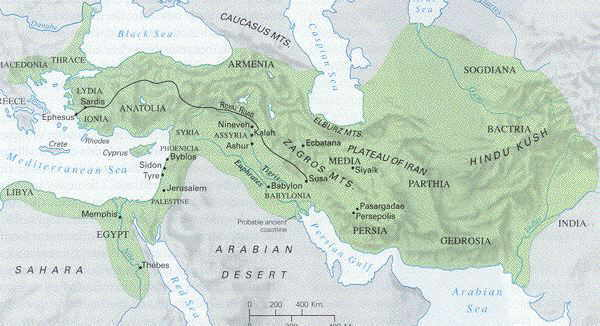Achaemenid Empire