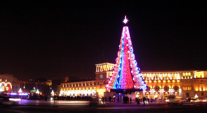 Armenian New Year 2012