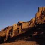 Capital of kingdom of Urartu - Tushpa-van