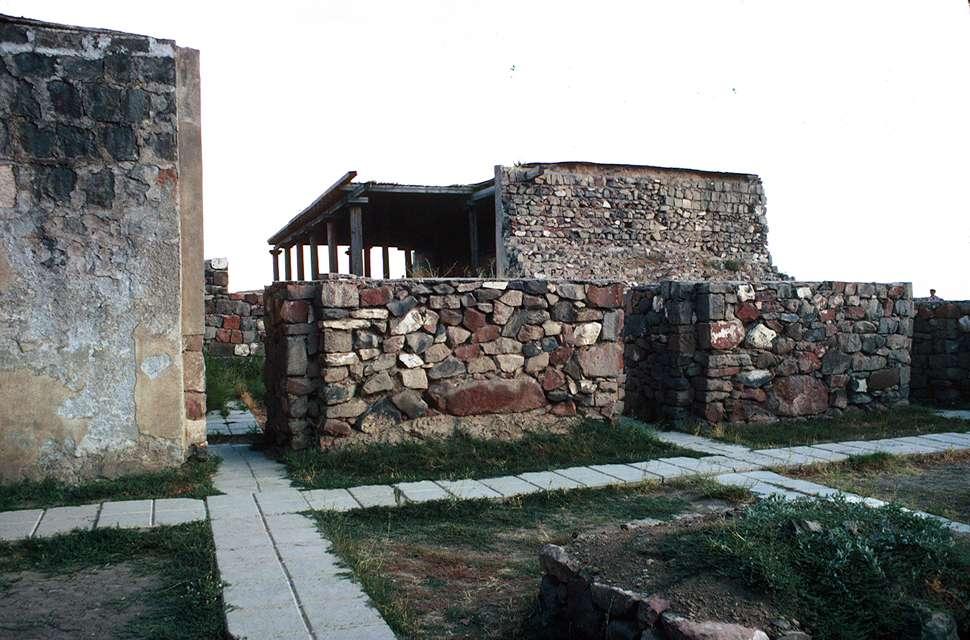 Armenian city - Erebuni (Yerevan)