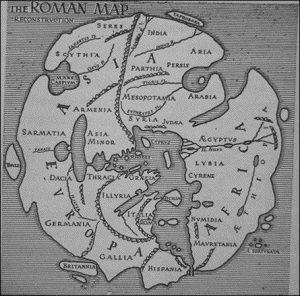 Roman Empire Orbis Terrarum