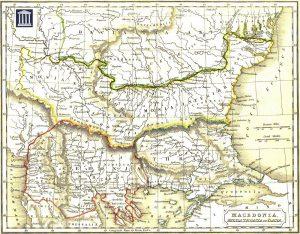Ancient Macedonia, Thracia, Dacia, Moesia