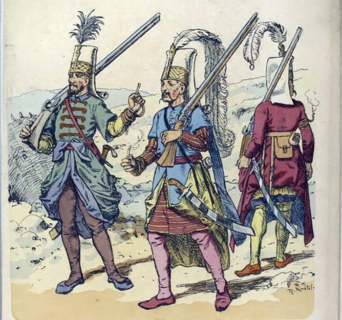 Armenian Janissaries