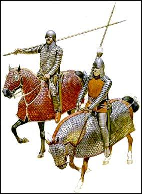 Armenian heavy Cavalry (Ayrudzi)