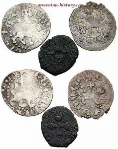King Gosdantin III. 1344-1363. Takvorins