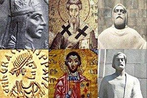 Famous Armenians in Armenian history