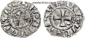 King Hetoum II. 1289-1293, 1295-1296, 1301-1305.