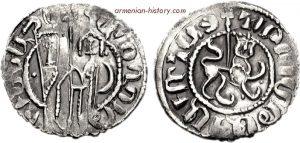 King Hetoum I, Zabel 1226-1270. Tram (dram)
