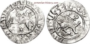 King Levon III. 1301-1307. Tavorkin
