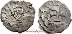 King Levon V. 1374-1375