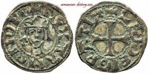 King Levon I (1198-1219), Denier