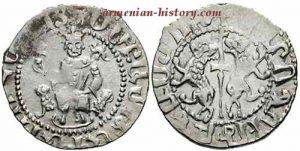 King Smbat 1296-1298. Tram