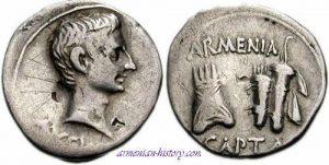 Tiberius-Armenia