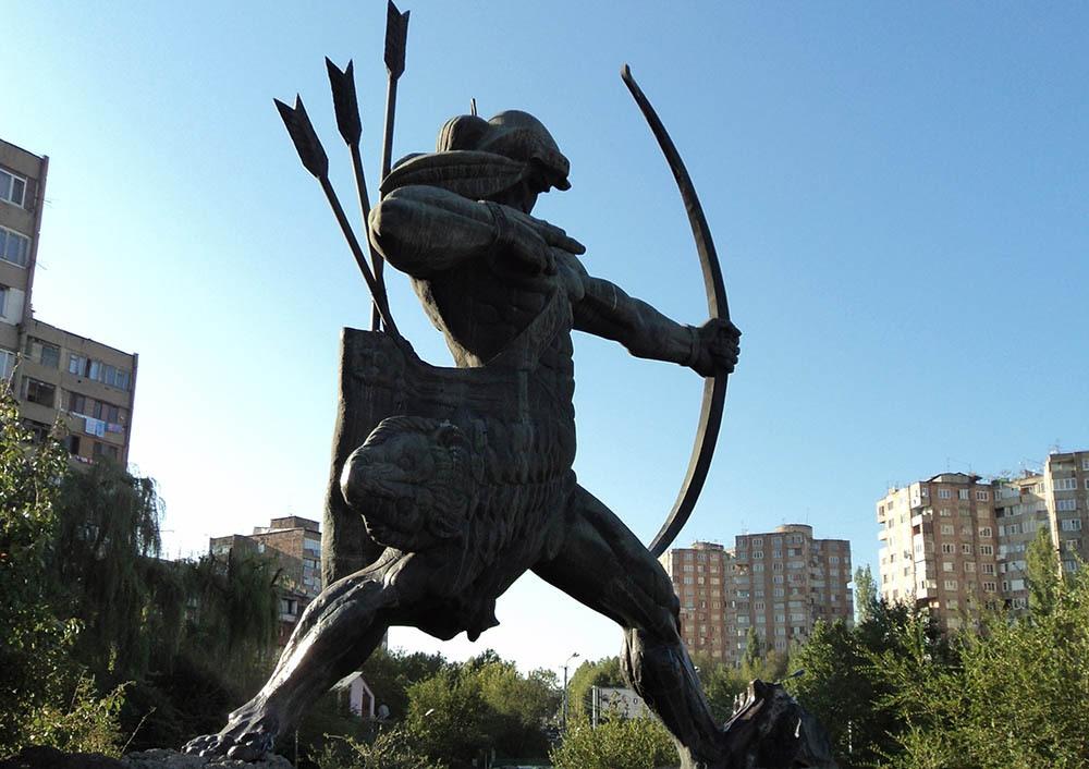 Armenian Epic Heroes