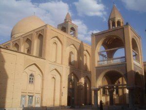 Armenians in Iran - Armenian church in New Julfa