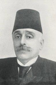 Boghos Nubar Pasha 1906 TIMEA