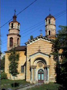 Armenian Church in Iasi (1395)