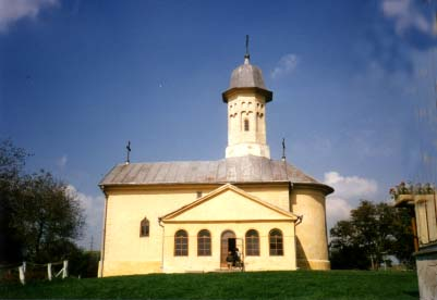 The monastery of Hagigadar (1512)
