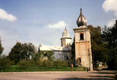 St Simon's Church in Suceava