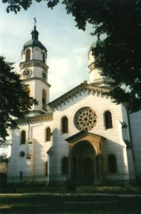 The Armenian church in Roman (1341; 1609)