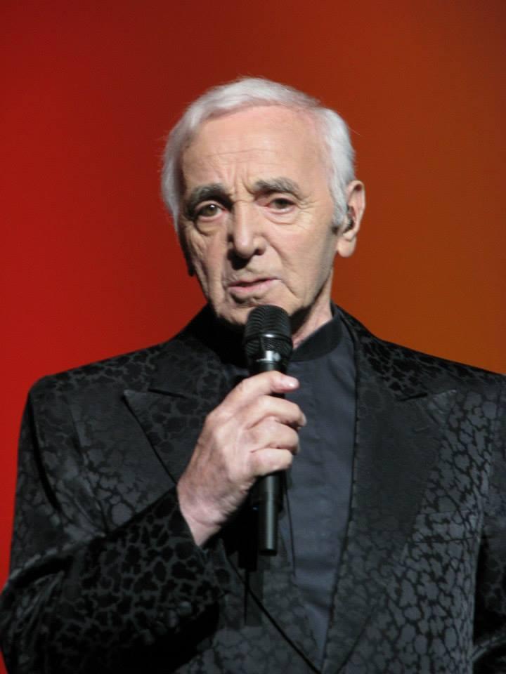 Charles Aznavour life