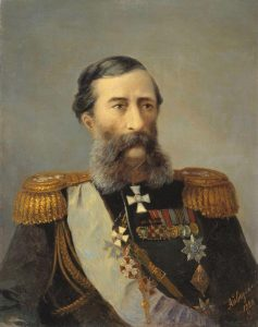 Count Mikhail Loris-Melikov