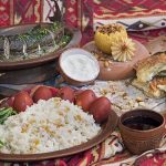 Armenian Easter table