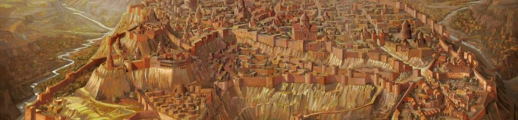 capitals of Armenia
