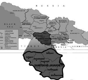 Javakhk and Georgia