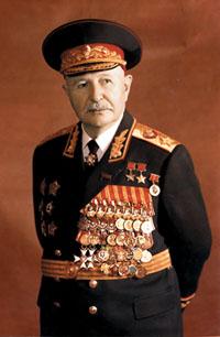 Ivan (Hovhannes) Baghramyan