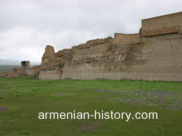 Ani city walls