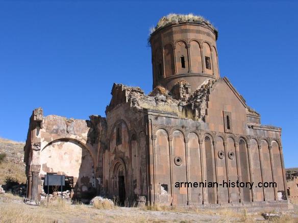 St. Griqor church - The city of 1001 churches