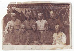 Armenia and Armenian People in the World War II