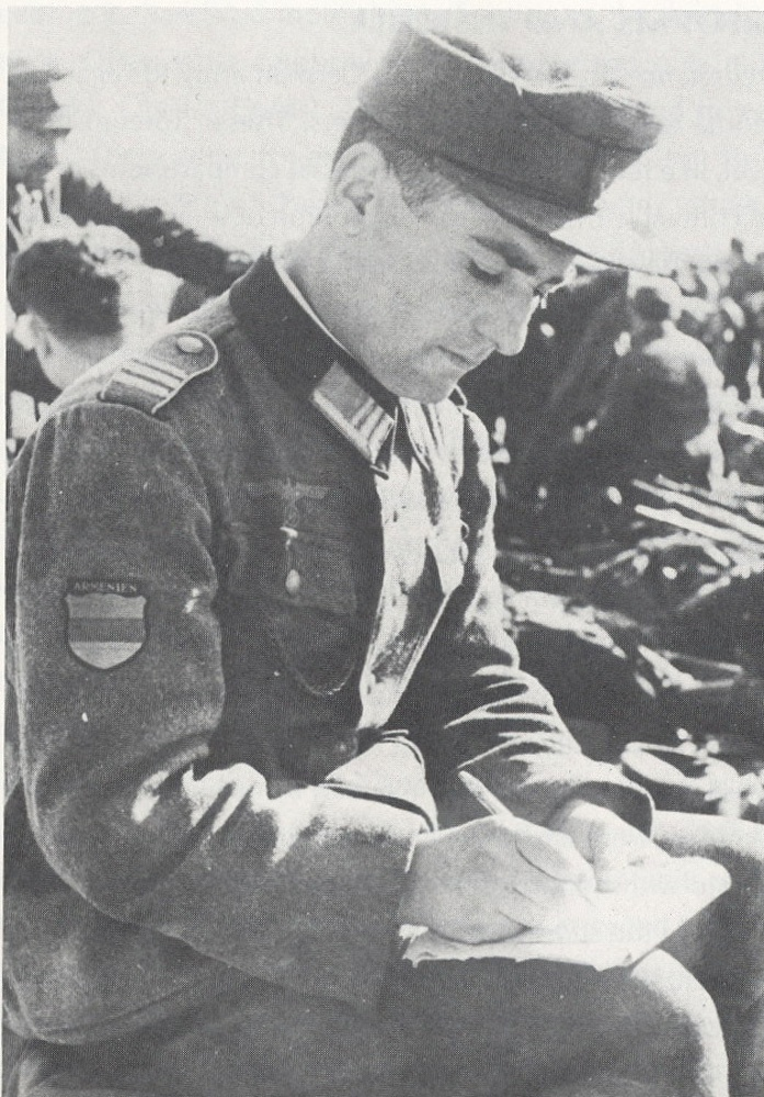 "Battalion ""Zaytun"" of the German Army-hayer"