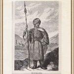 "Kurdish Mir (""e""mir) 1880 Orienten, Lerchenfeld 1881, Germany"