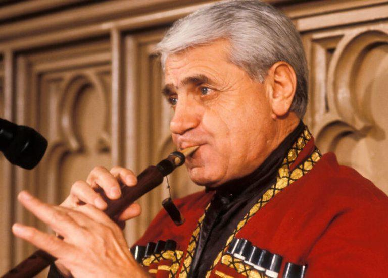 Djivan Gasparyan At A World Music Institute Concert