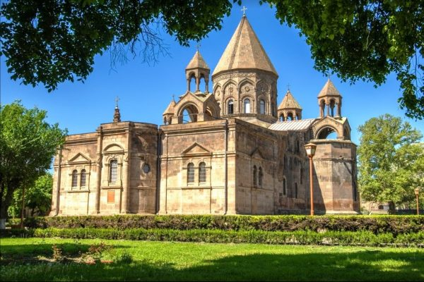 Etchmiadzin Cathedral – Mother Church